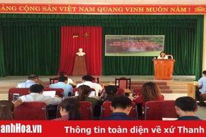 Huyện Như Xuân bảo tồn, phục dựng dân ca, dân vũ dân tộc Thái, dân tộc Thổ