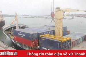 Xuất khẩu hàng hóa tăng 63,8% so với cùng kỳ