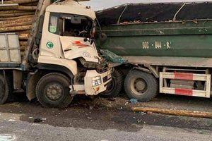 Danh tính hai người tử vong trong cabin xe tải vụ tai nạn cầu Thanh Trì