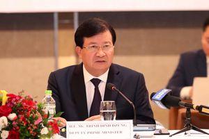 Phát triển nhanh và bền vững là chủ trương, quan điểm nhất quán và xuyên suốt trong chiến lược phát triển của Việt Nam