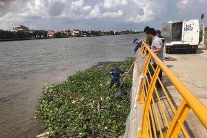 Bí ẩn 2 thi thể nam giới trôi trên sông Sài Gòn