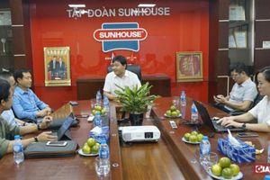 'Cú nhầm' xuất xứ Trung Quốc: Sunhouse đổ lỗi cho Co.op Mart và truyền thông nội bộ?