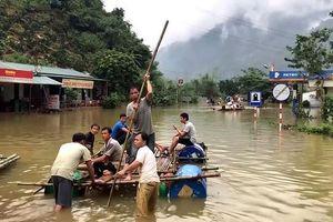 5 tổ chức phi chính phủ nước ngoài hỗ trợ 3 tỉnh miền Trung chống chịu thiên tai