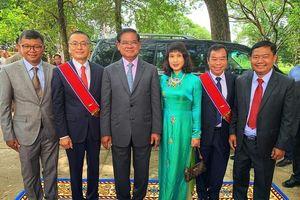 Việt Nam tặng trang thiết bị trị giá 23 tỷ đồng cho đại học Campuchia