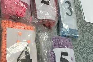 Thu giữ hơn 14 kg ma túy tổng hợp qua đường bưu kiện