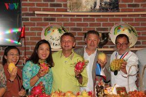 Tuần lễ quảng bá nông sản Việt Nam tại Pháp
