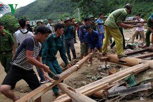 Lai Châu di chuyển gấp các hộ dân trong vùng nguy cơ sạt lở cao