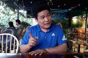 Bắt tạm giam chủ doanh nghiệp gọi Giang '36' chặn xe chở công an