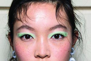 Minh chứng cho thấy không cần đến quy tắc phối màu, đôi mắt bạn vẫn có thể thu hút