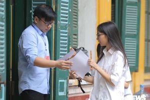 Đáp án tham khảo mã đề 201 môn Sinh kỳ thi THPT Quốc gia 2019