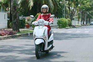 Yamaha Latte, mẫu xe tay ga ngọt ngào cho phụ nữ