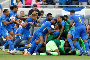Curacao tạo kỳ tích ở Cup Vàng CONCACAF