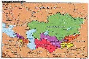 'Canh bạc' của Nga - Mỹ trong tranh giành lợi ích tại Trung Á
