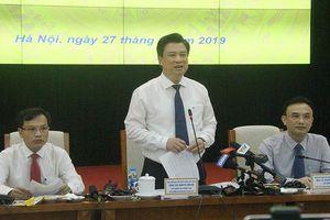 Bộ GD&ĐT nói về vụ thí sinh Phú Thọ chụp đề rồi gửi ra ngoài