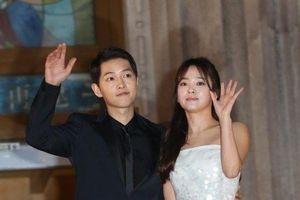 Nguyên nhân Song Hye Kyo - Song Joong Ki ly hôn