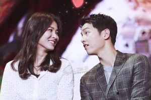 Khối tài sản đồ sộ của Song Joong Ki và Song Hye Kyo sau khi kết hôn