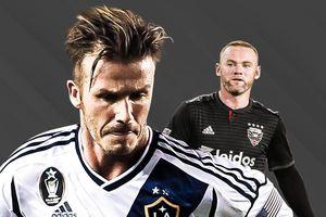 Beckham, Rooney và những ngôi sao ghi bàn thắng xa nhất lịch sử MLS