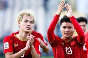 Đội tuyển Việt Nam tụt hạng FIFA vì Gold Cup