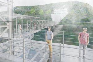 Việt Nam sắp có thêm cầu kính cao 600 m trên đỉnh Ô Quy Hồ