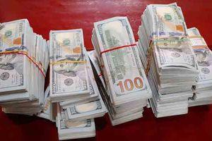 Nửa triệu USD bị vứt lại gần biên giới Campuchia là tiền thật