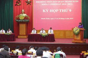 HĐND quận Thanh Xuân thông qua 5 nghị quyết quan trọng