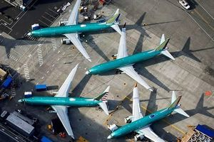 FAA phát hiện lỗi mới ở dòng máy bay Boeing 737MAX