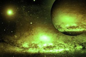 Khí 'ma trơi' tiết lộ dấu vết sinh vật ngoài hành tinh?