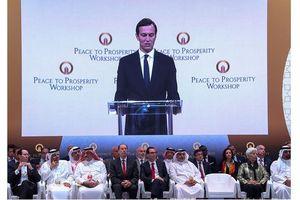 Tranh cãi quanh kế hoạch hòa bình Trung Đông