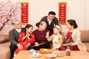 Tôn vinh văn hóa ứng xử trong gia đình