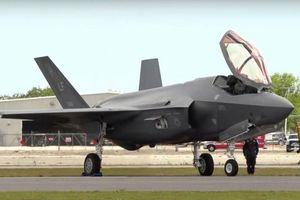 Các máy bay chiến đấu F-35 của Mỹ, Anh và Israel lần đầu tiên phối hợp hoạt động