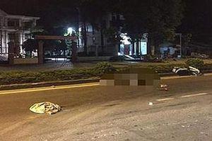 2 thanh niên tử vong cạnh xe máy trên Quốc lộ 1A