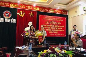 Bắc Giang, Ninh Bình có Phó Cục trưởng Thi hành án dân sự mới