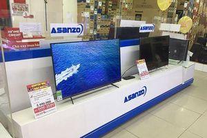 Siêu thị điện máy ngừng bán và thu đổi sản phẩm của Asanzo