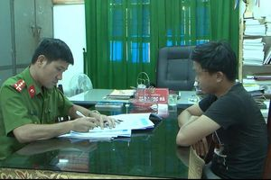 Gã trai dùng clip 'nóng' tống tiền người tình U50 ở Quảng Bình