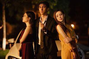 Bạn trai Á hậu Phương Nga đóng vai tình tay ba với Dương Hoàng Yến