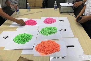 Bắt 14kg ma túy được gửi từ nước ngoài về Việt Nam dưới dạng quà tặng