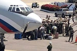Nga sơ tán chuyên gia khỏi Venezuela