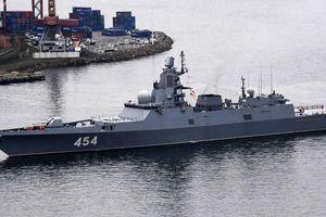 Hải quân Mỹ triển khai lực lượng giám sát tàu khu trục Nga gần Cuba