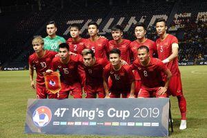BXH FIFA: Tuyển Việt Nam bất ngờ tụt hạng