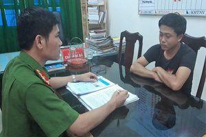 Gã trai ở Quảng Bình dùng clip nóng tống tiền người tình hơn chục tuổi