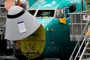 Phát hiện lỗi mới trong Boeing 737 MAX