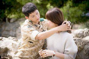 Song Joong Ki chính thức đệ đơn ly hôn với Song Hye Kyo