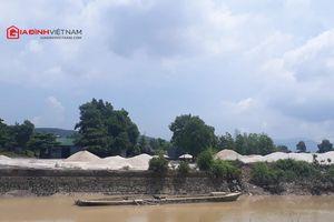 Quảng Ninh: Cần siết chặt quản lý các bãi tập kết cát xây dựng ở Hạ Long
