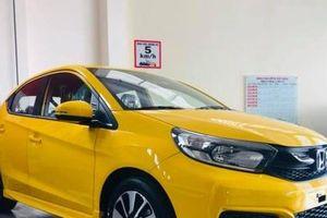 Xe hot Honda Brio: Việt Nam giá 452 triệu, Indonesia cao nhất chỉ 270 triệu đồng