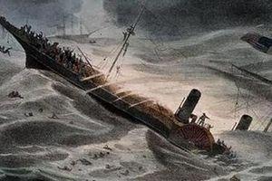 Hành trình vào tù của người tìm thấy tàu vàng dưới đáy biển