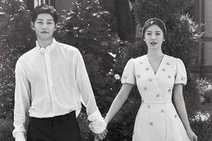 Cặp đôi Song Joong Ki và Song Hye Kyo chính thức ly hôn