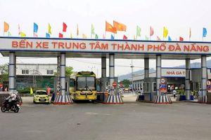 Sở GTVT Đà Nẵng yêu cầu ngưng cấp lệnh đối với xe khách Hải Vân để làm rõ sai phạm