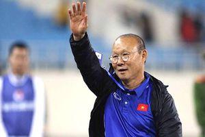 Công ty đại diện phủ nhận mức lương khủng của HLV Park Hang-seo