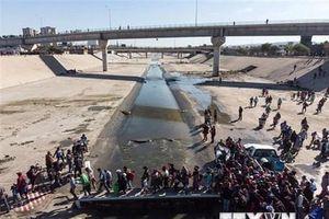 Thượng viện Mỹ cấp 4,5 tỷ USD cho cuộc khủng hoảng biên giới