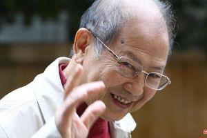 Nhà văn Châu Diên - nhà giáo Phạm Toàn đã 'dong buồm' nhẹ gót lên chuyến viễn du về cõi Thiên thai